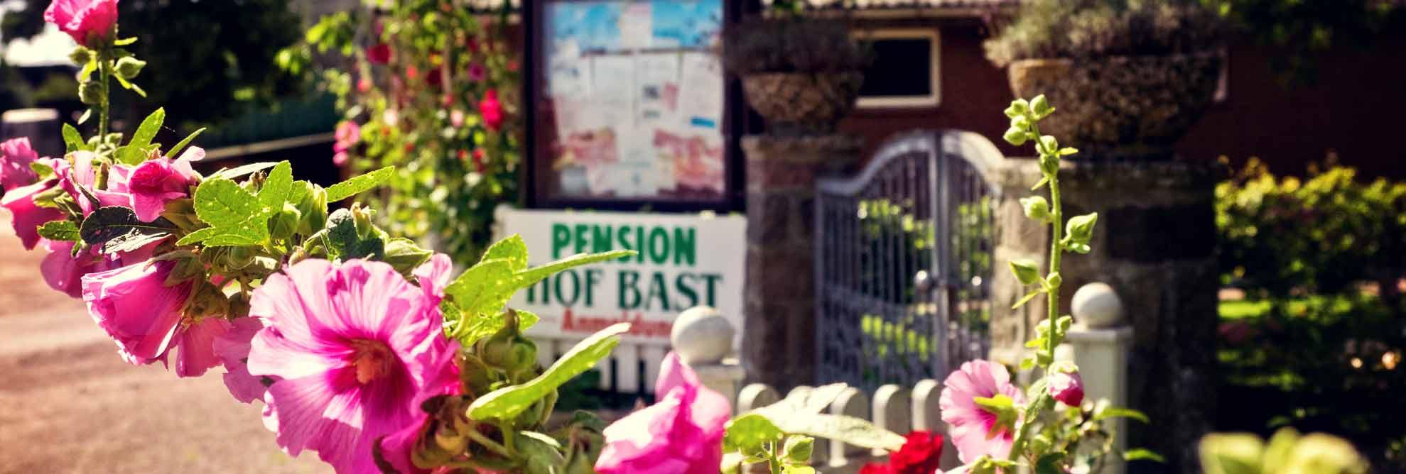 Ferienwohnungen auf Hof Bast