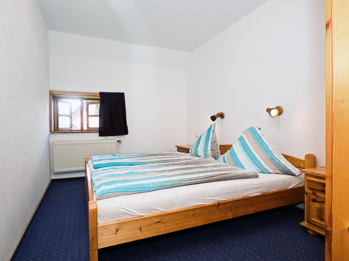 FeWo Zur Pferdekoppel - Schlafzimmer