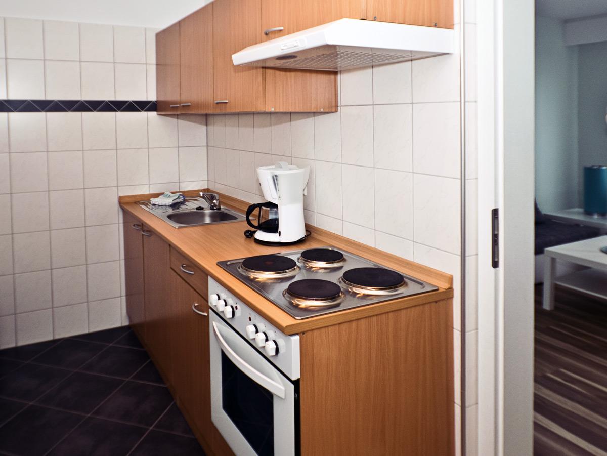 FeWo Tulpenbaum - Küche