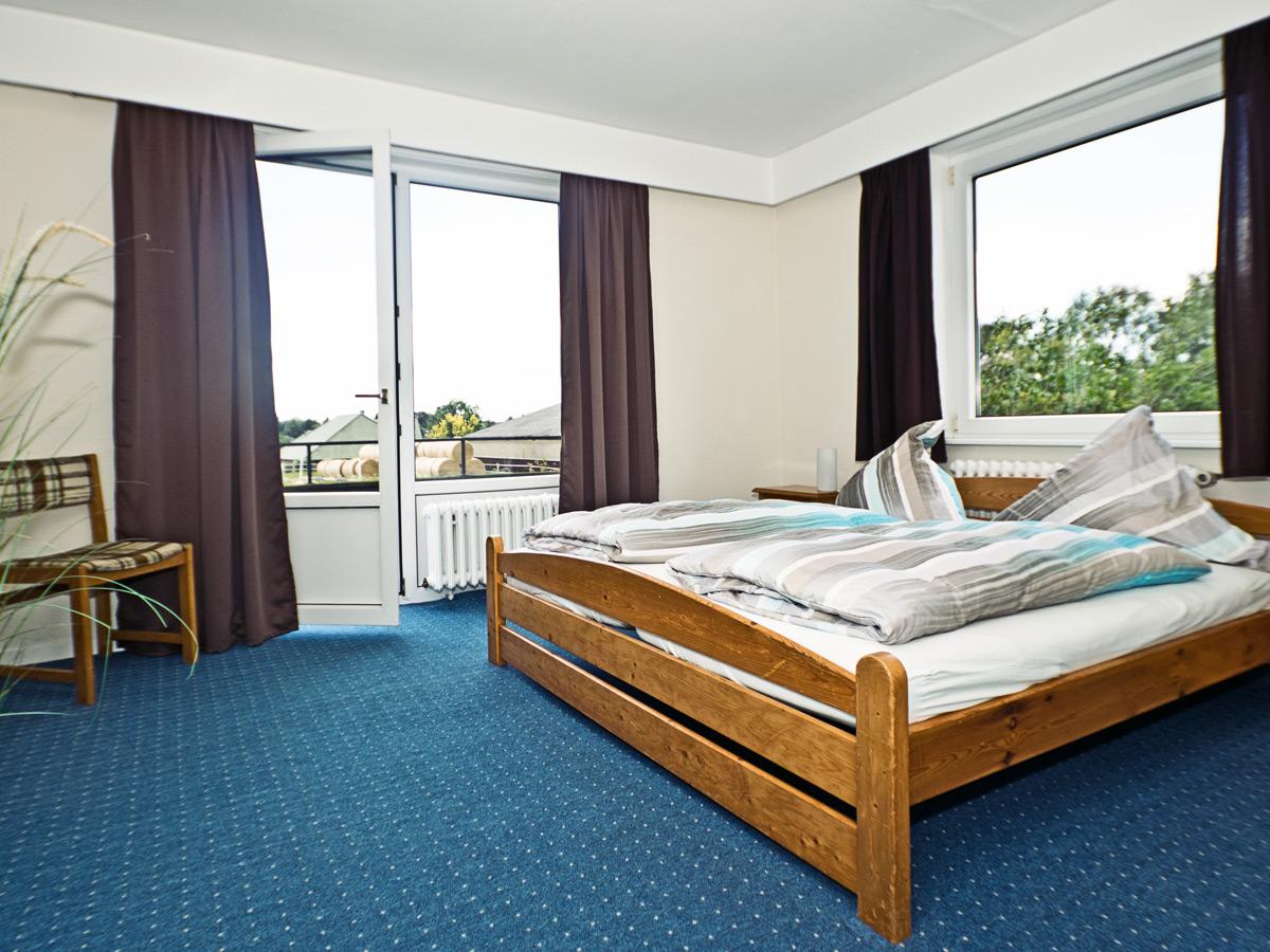 FeWo Tulpenbaum - Schlafzimmer 2