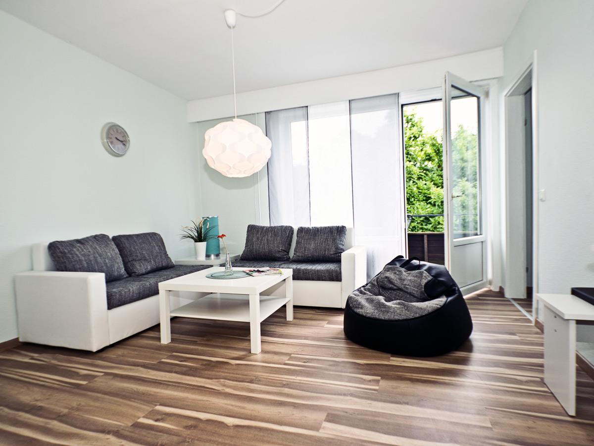 FeWo Tulpenbaum - Wohnzimmer