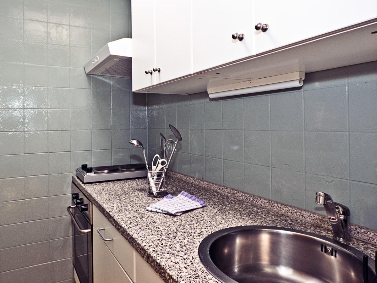 FeWo Waldblick - Küche