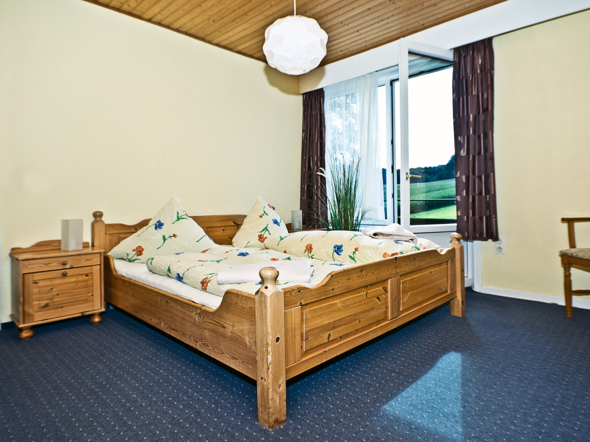FeWo Waldblick - Schlafzimmer 2