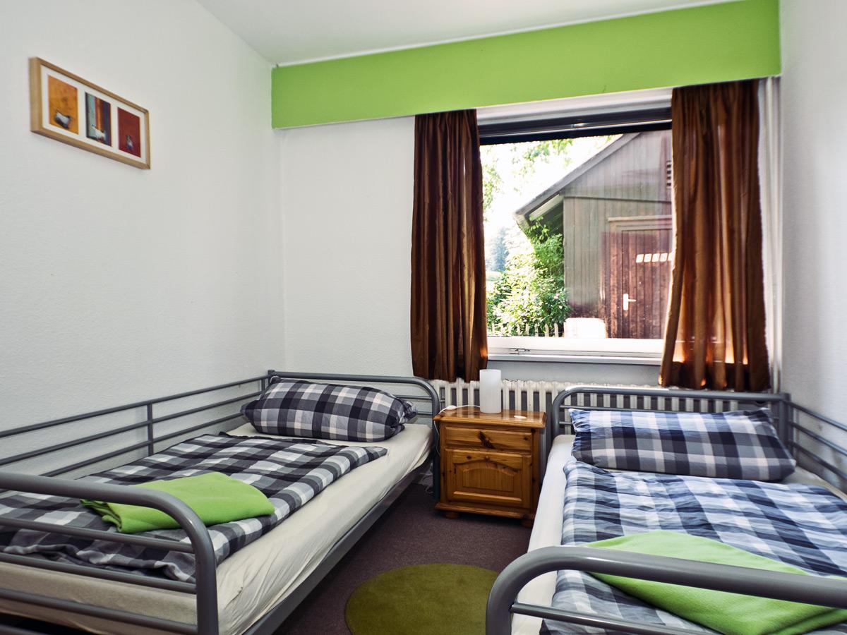 FeWo Am Walnussbaum - Schlafzimmer 2