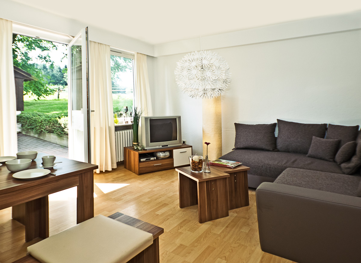 FeWo Am Walnussbaum - Wohnzimmer