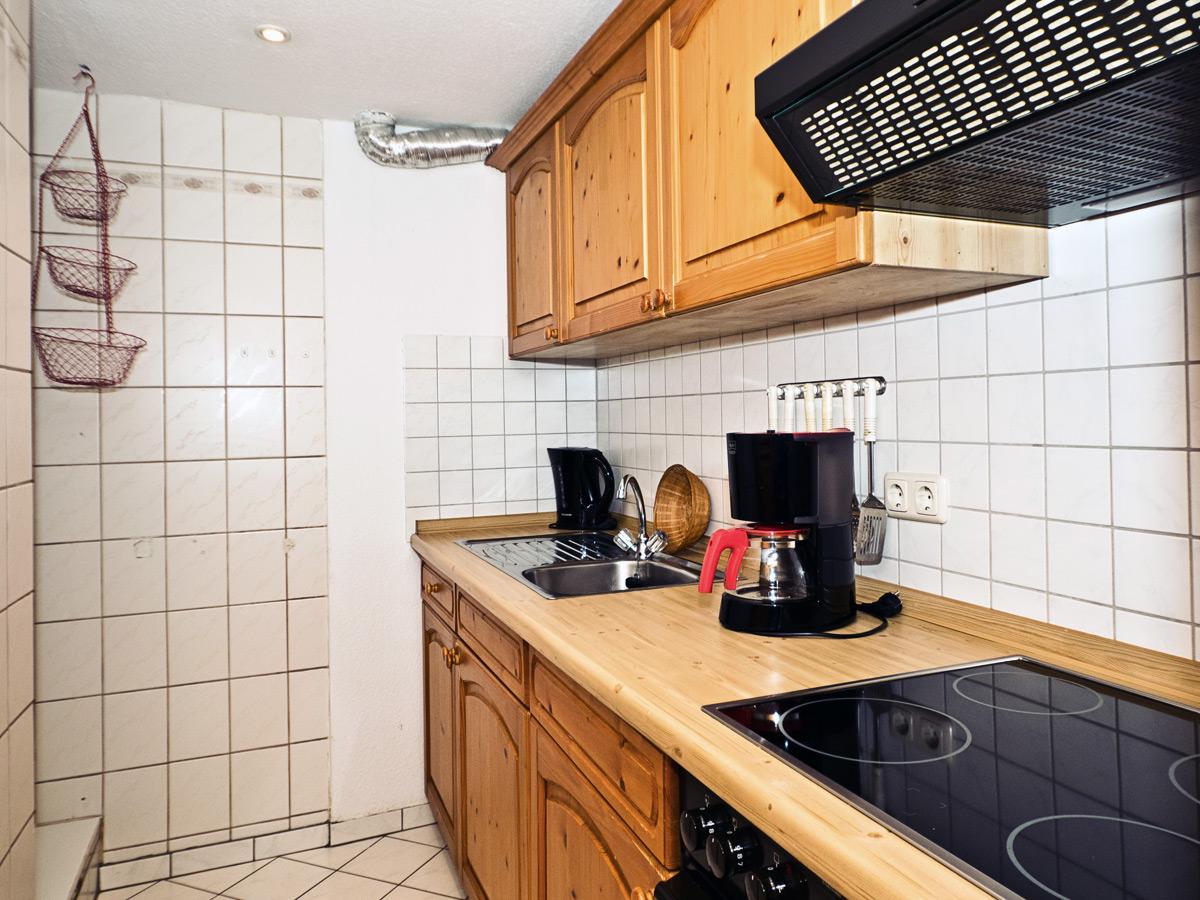 FeWo Zum Hof - Küche