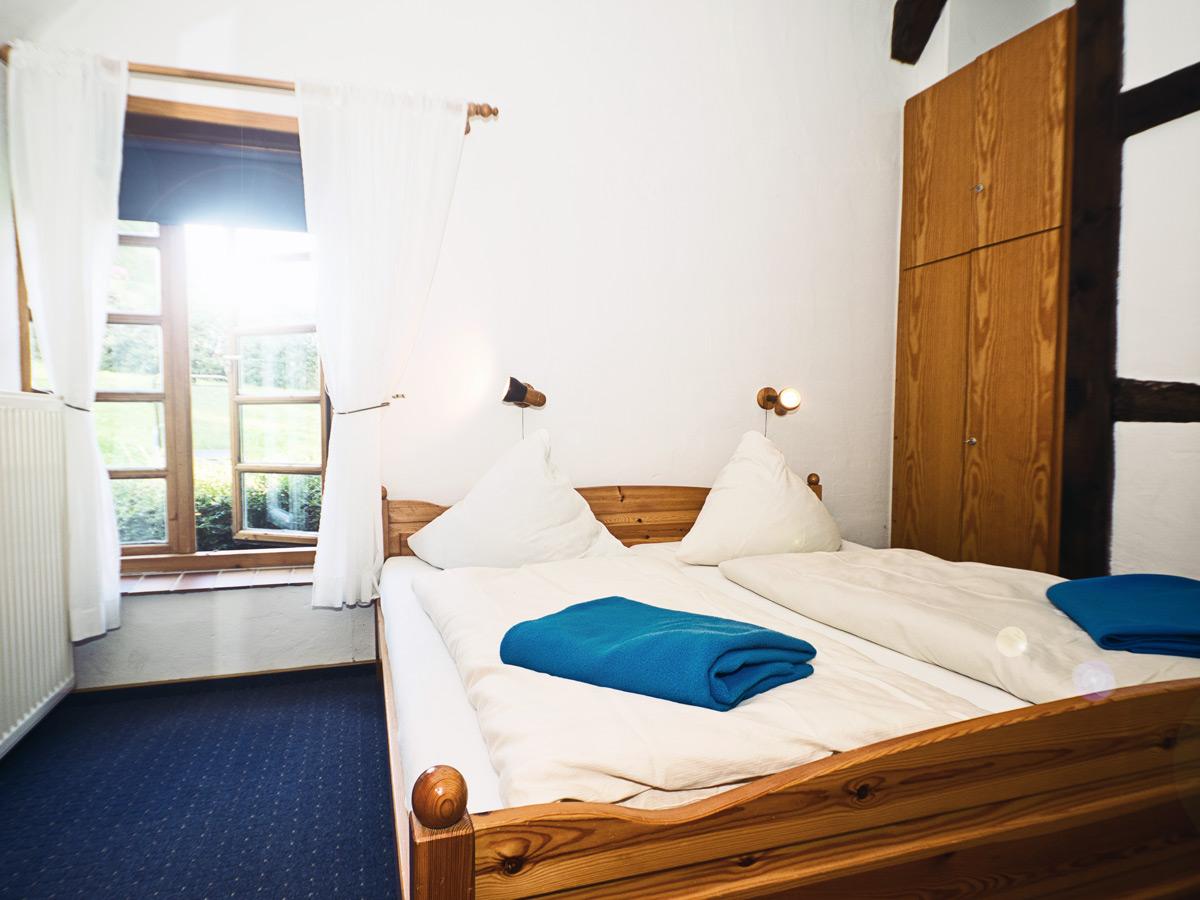 FeWo Zum Hof - Schlafzimmer
